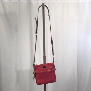 Women's Dooney Bourke Red Crossbody Bag